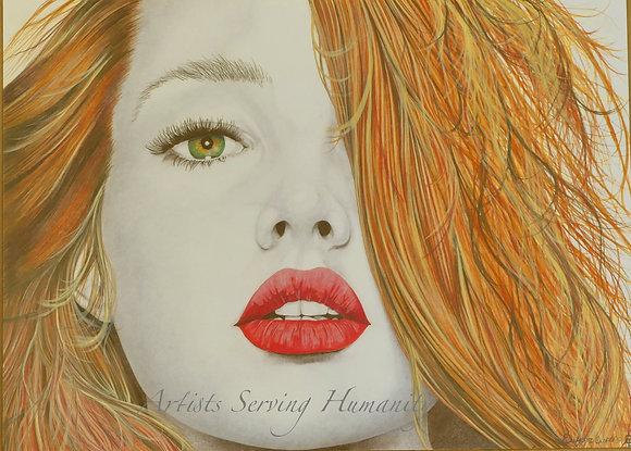 The Redhead Girl