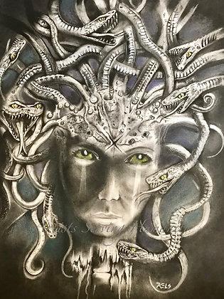 The Medusa FX - Turned into Stone