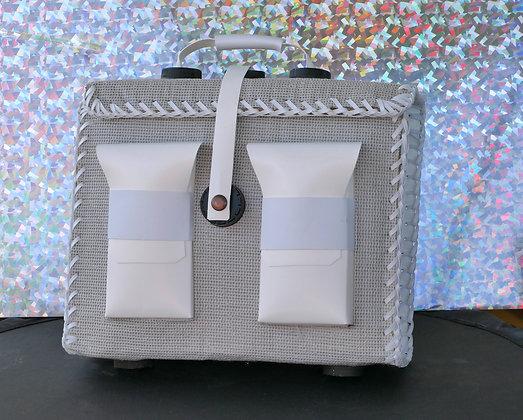 Original handcrafted briefcase