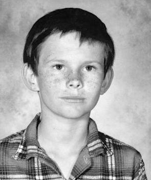 Ben Ballard childhood photo