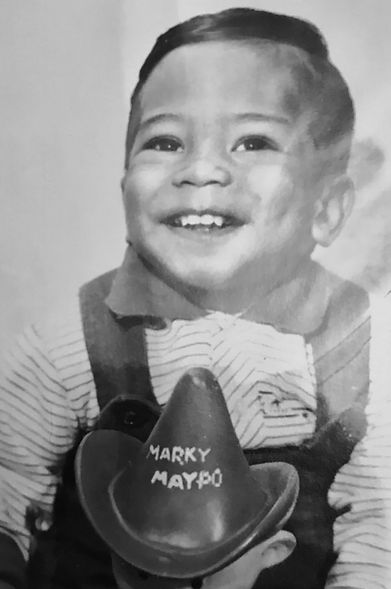 Richard Henry childhood photo