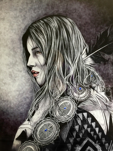 #1  Cuypers - Indian Princess