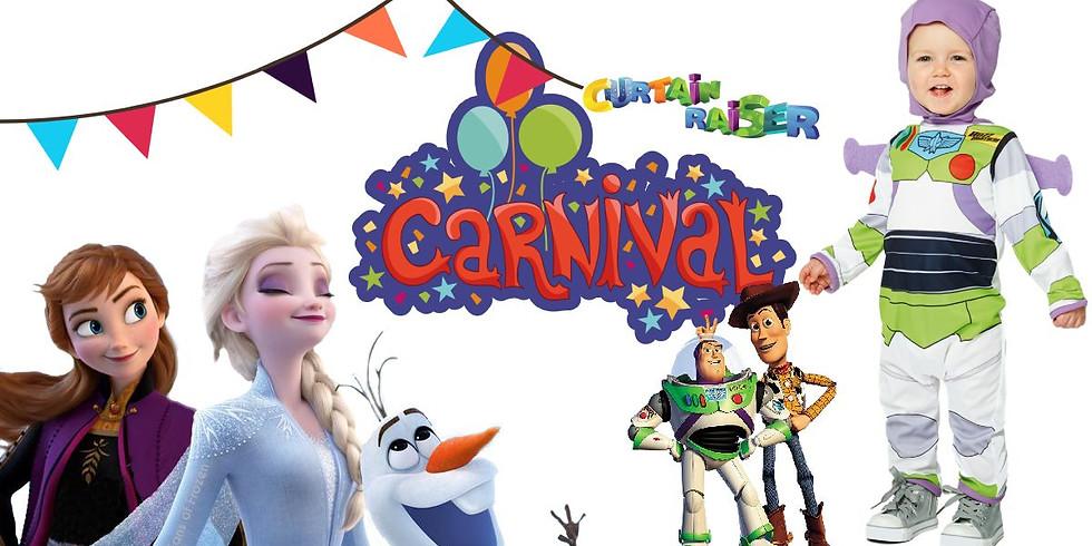 FROZEN II meets Toy Story at Curtain Raiser's Little Kingdom!
