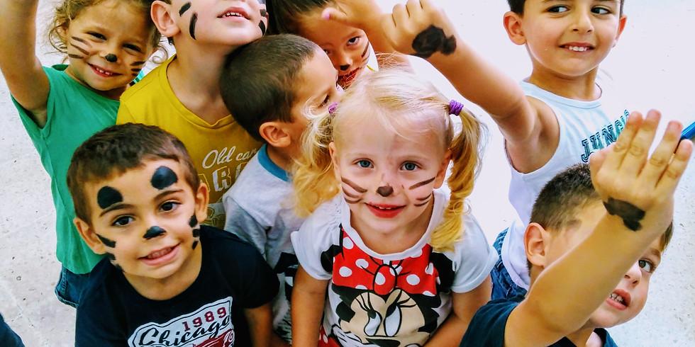 Curtain Raiser's Summer Kids' Club 2018 - Registrations
