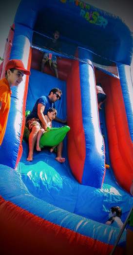 More Inflatables