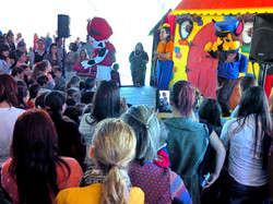 Shows at your funfair event
