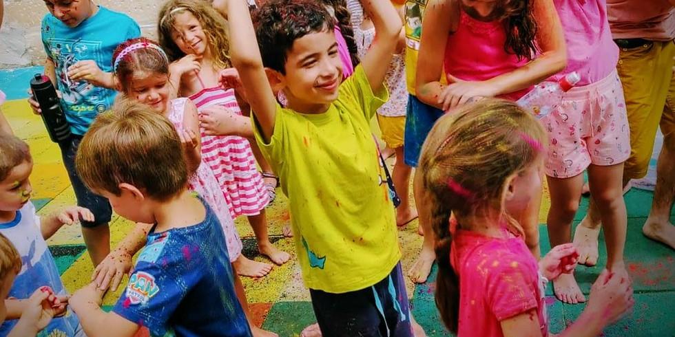 Curtain Raiser's Summer Kids' Club 2020 - Registrations