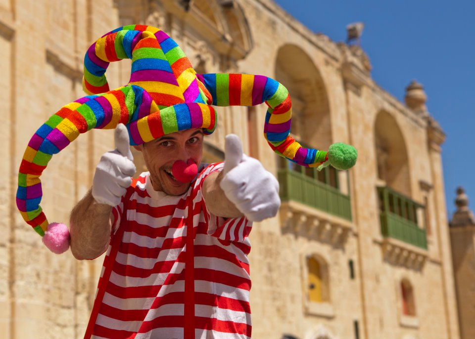 Kids Parties in Malta