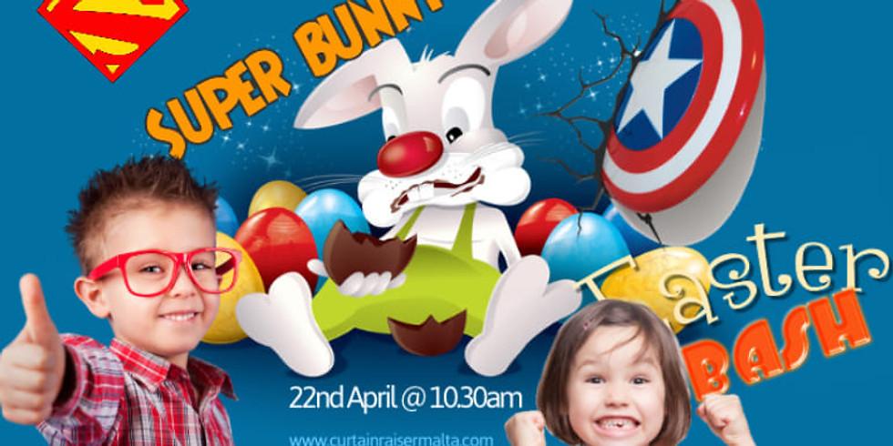 D Super Bunny Easter Bash