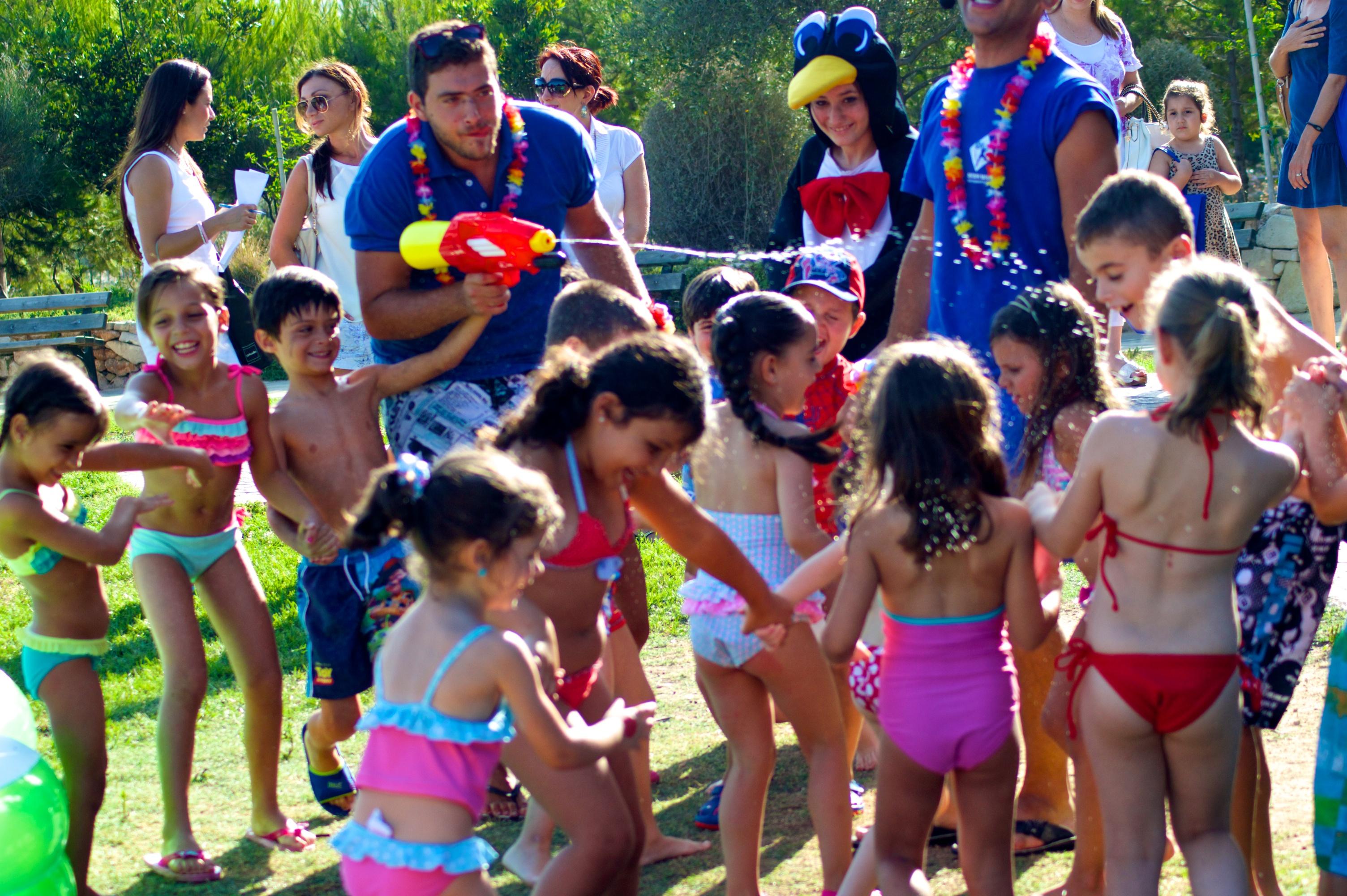 Kids Parties in Malta