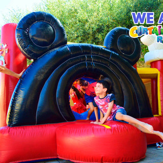 Mickey Mouse Clubhouse Bouncy Castle