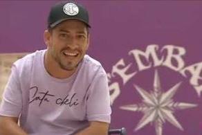 'El Langui', actor i referent espanyol del hip hop, actúa avui i demà a S'Embat