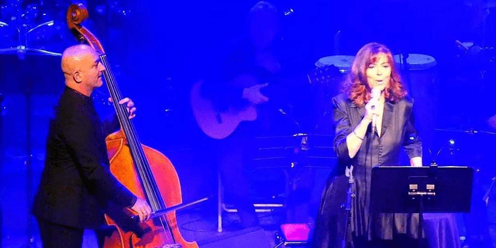 Toni Cuenca Jazz Trío con Maria del Mar Bonet