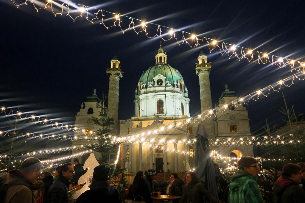Winter In Wenen De 5 Leukste Kerstmarkten