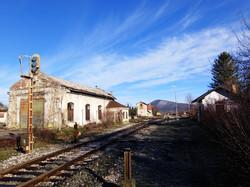 Željeznička stanica Plaški