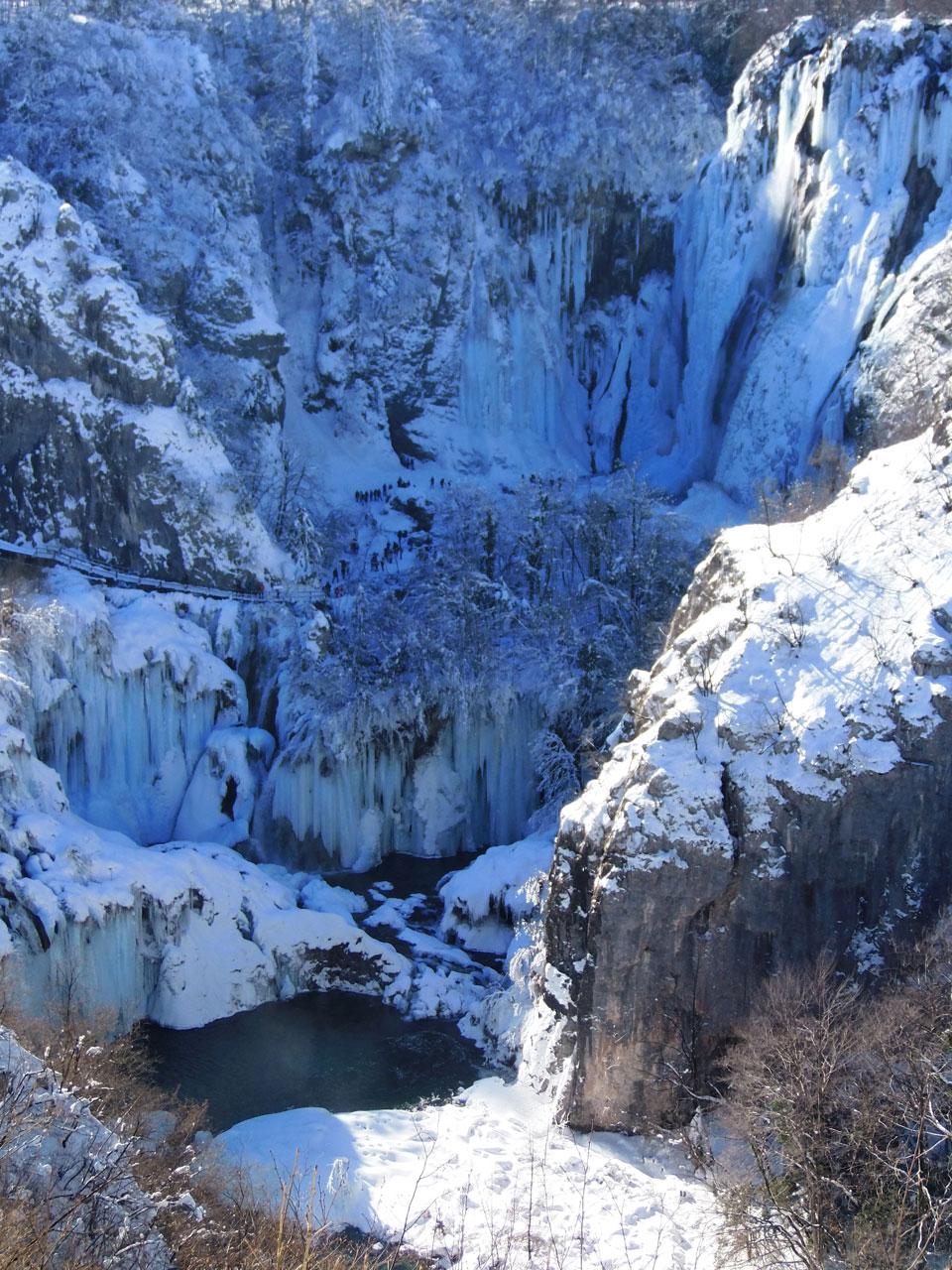Winter Plitvice