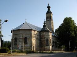 Plaški church 1755