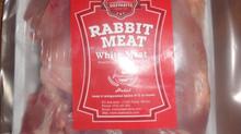 Tips on handling rabbit meat