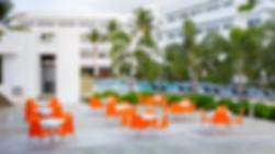 Piscinas Areas Hote LD Palm Beach