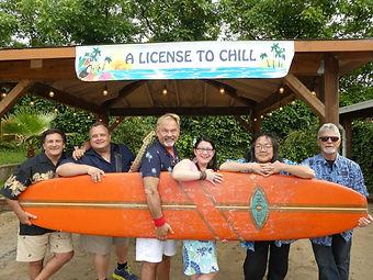 Band w Surf Board - close up.jpg