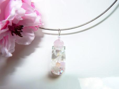 Neue Licht*Kristall Phiolen für Schwangere