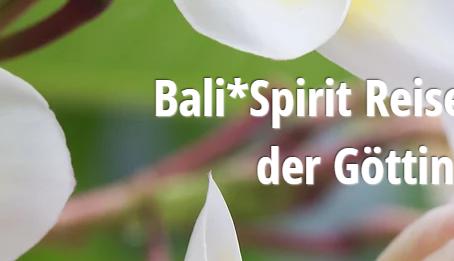 BALI* Retreat der Weiblichkeit 2019