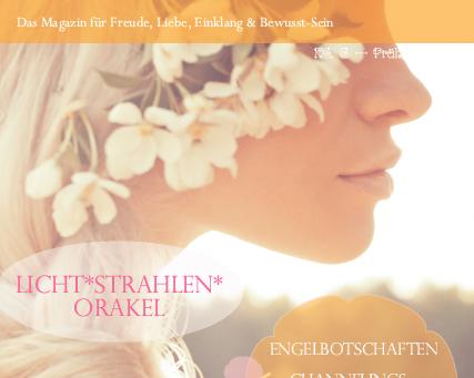 Kristallkind* Love Magazin Frühjahr 2017