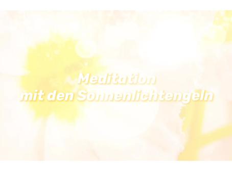 Sonnenengel Lichtmeditation und Channeling für Euch
