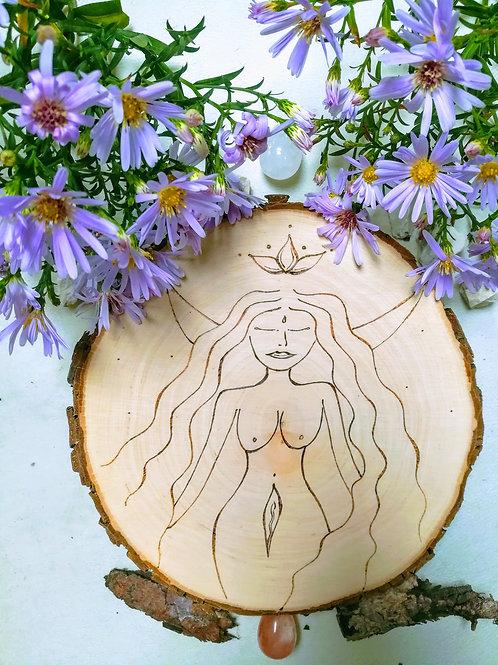Altar Göttin Avalon Magie
