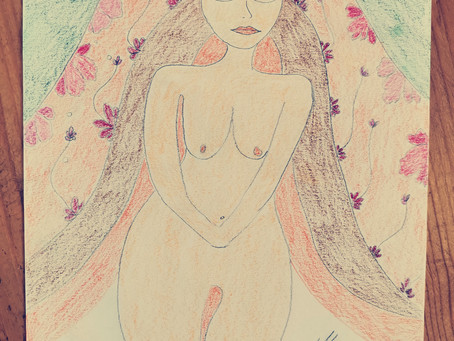 Die Weiblichkeits Kunst der Göttinnen