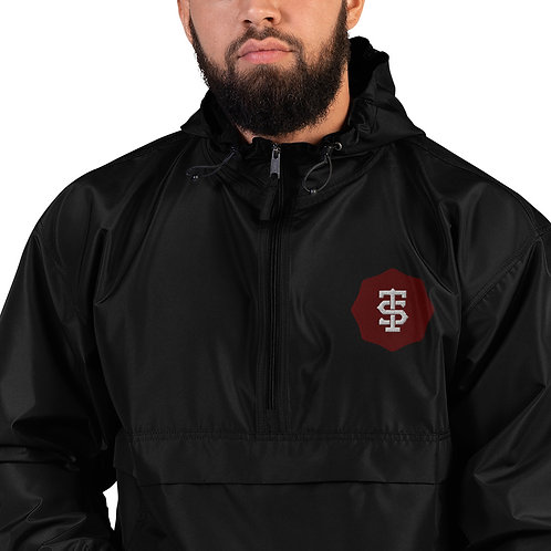 True State Embroidered Champion Packable Jacket