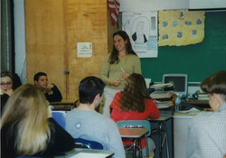 Devon Keefe Wible teaching 2