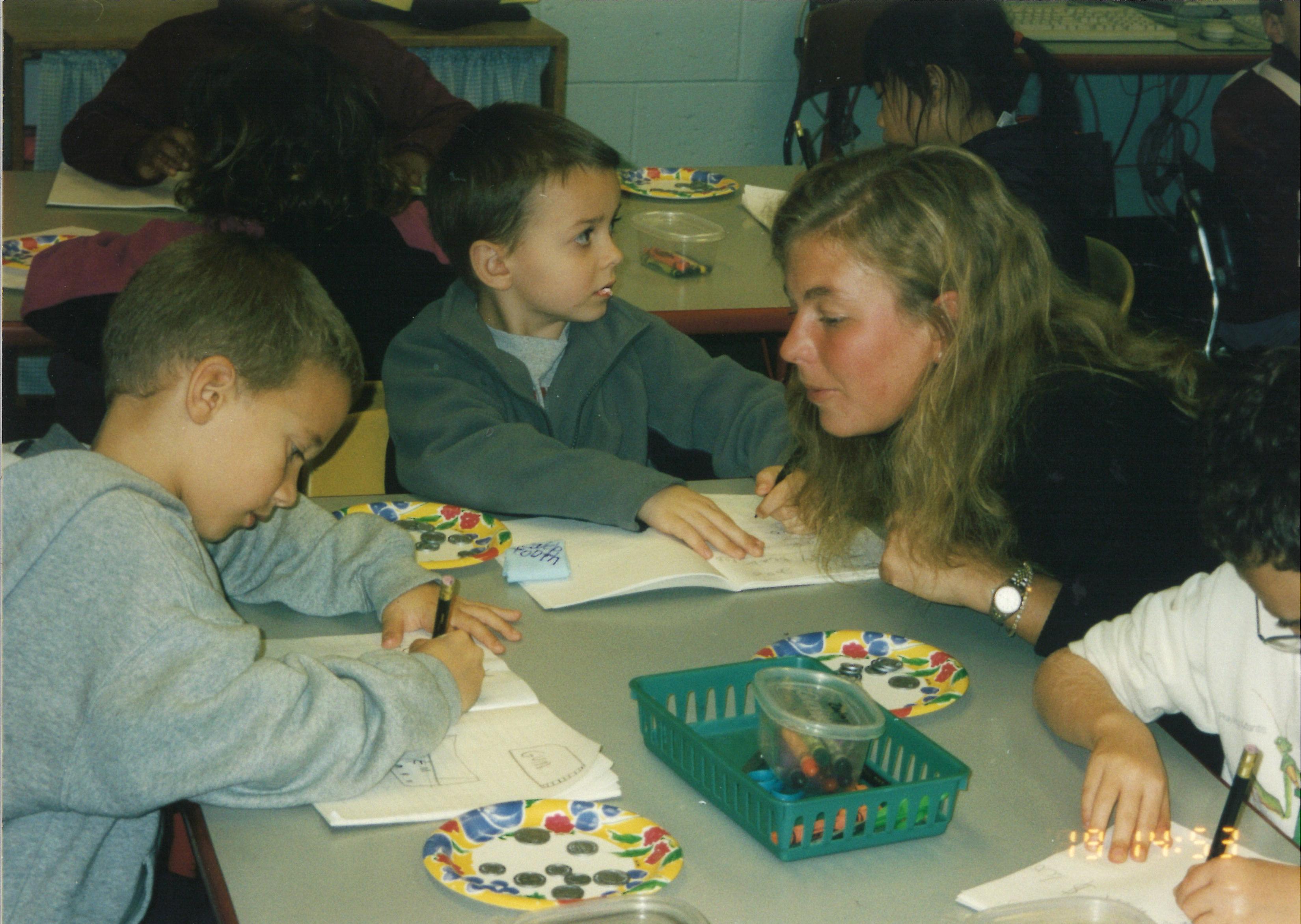 Angela Walters Jankowsky teaching 2