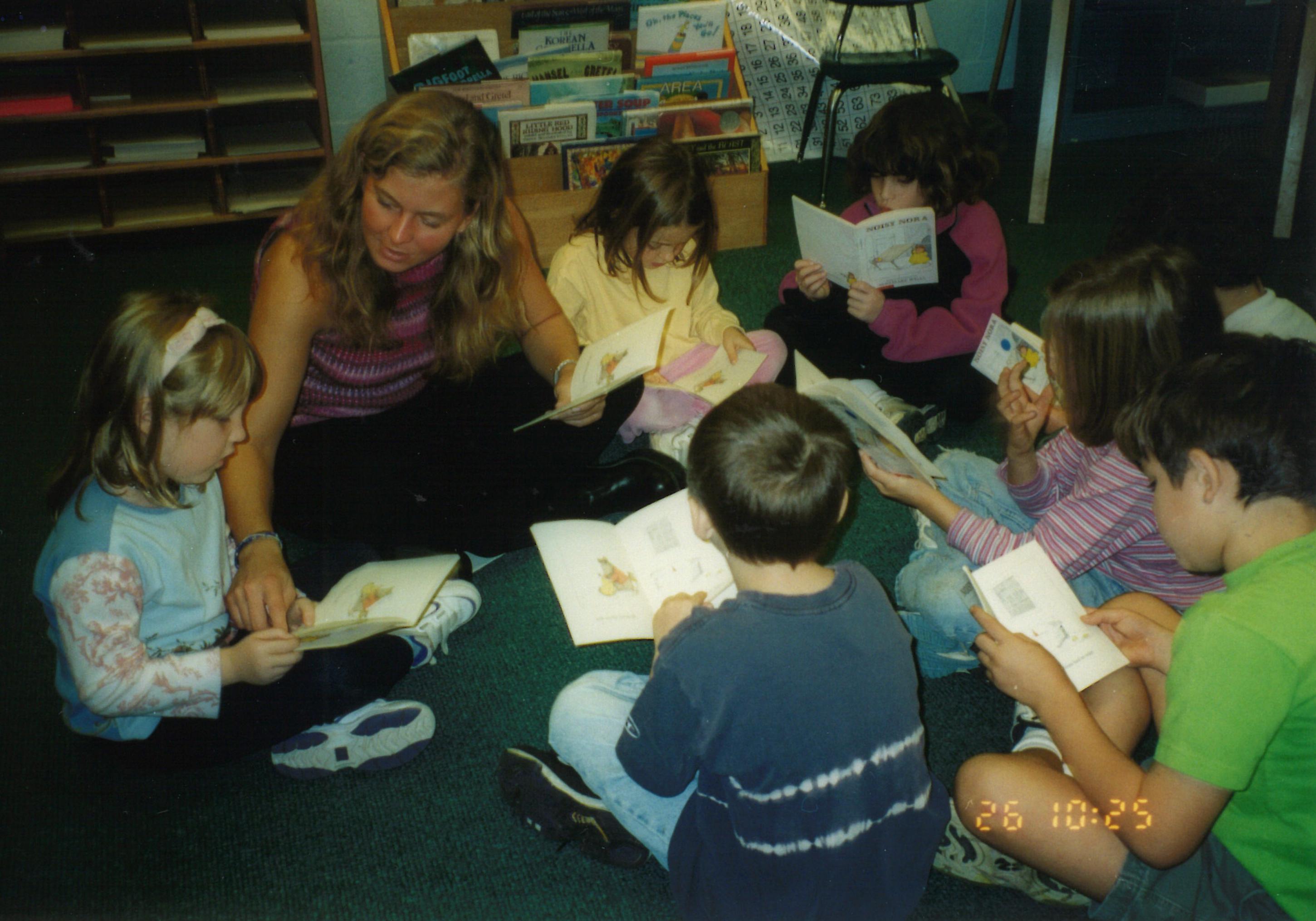 Angela Walters Jankowsky teaching 1