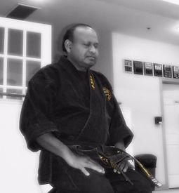 Renshi Flynn Bandhan Wellness Martial Arts Karate Brampton