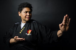 Master Veronica DeSantos Wellness Martial Arts Karate Brampton