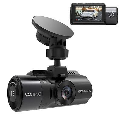 Vantrue T3 1520P 24/7 Dash Cam