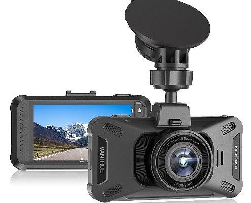 Caméra de tableau de bord Vantrue X4 UHD 4K