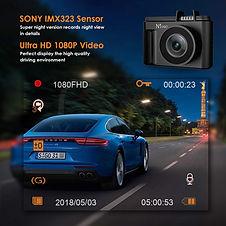 Vantrue N1 Pro Mini DVR Dash Cam 1.5 Inc
