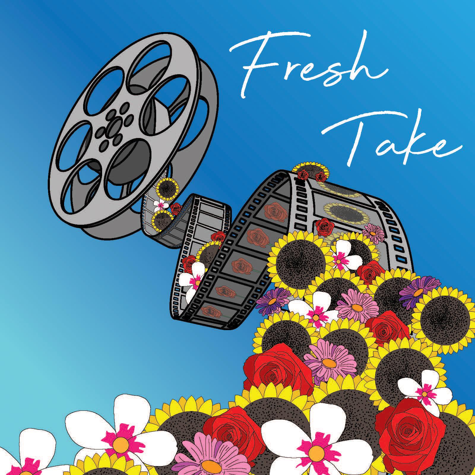 Fresh Take Podcast Illustration