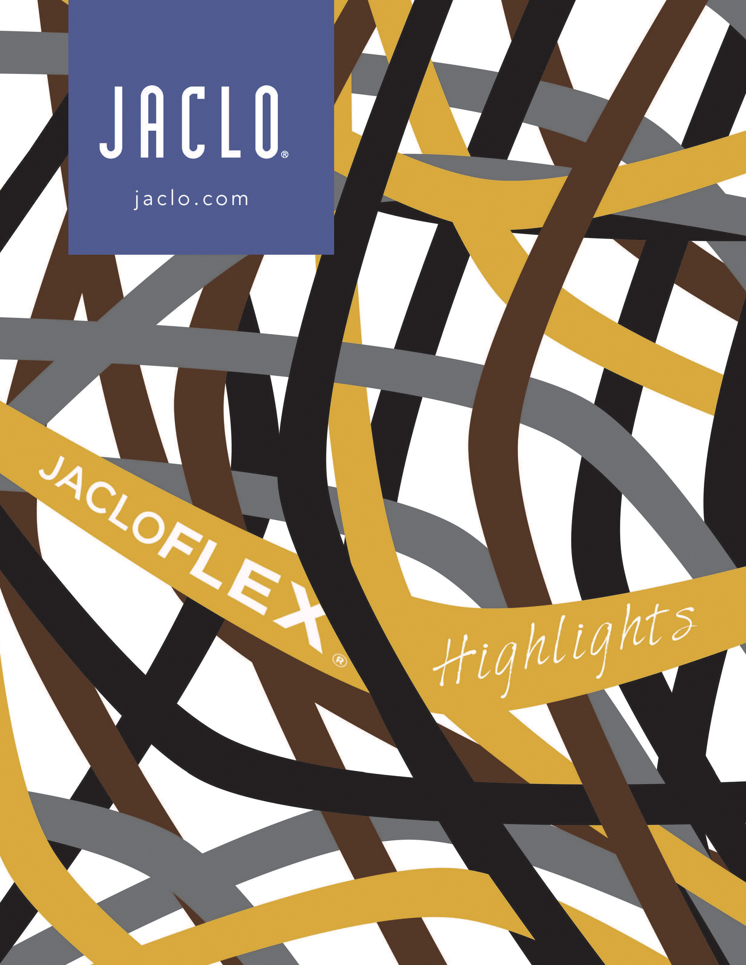 Jacloflex Brochure Cover