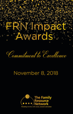 FRN Impact Awards Ad Journal Cover