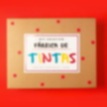 Kit Fábrica de Tintas