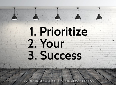 Prioritize Your Success