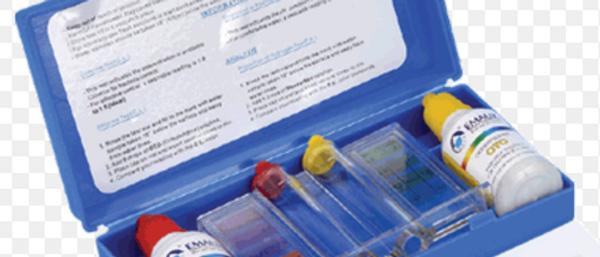 Swimming Pool Test Kit (Chlorine & PH tester)