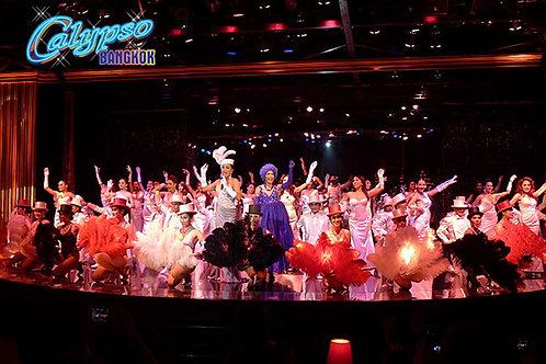 泰國- 卡呂普索歌舞人妖表演門票