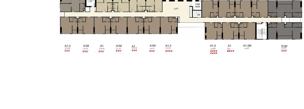 Building C_8-10,12-16,18-20,22-27,29-30th Floor