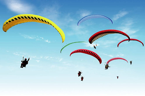 Sabah- Paragliding 1 Day Adventure (Adult)