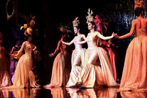 泰國- 卡呂普索歌舞人妖表演入場門票