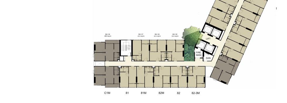 Building B_9,16,22,26th Floor